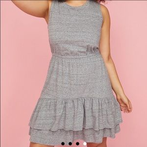 Fun Grey Dress 26/28